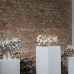 Métaphores mortes, porcelaine, terre sigillée, dimensions variables (photo: Étienne Dionne)